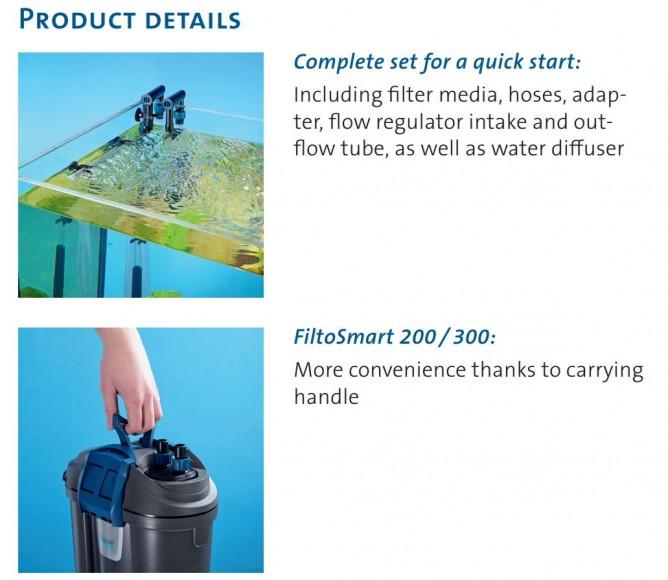 FiltoSmart Filter Product Details