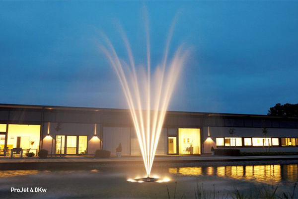 Floating Fountains 2