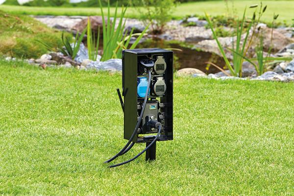 Garden Electric