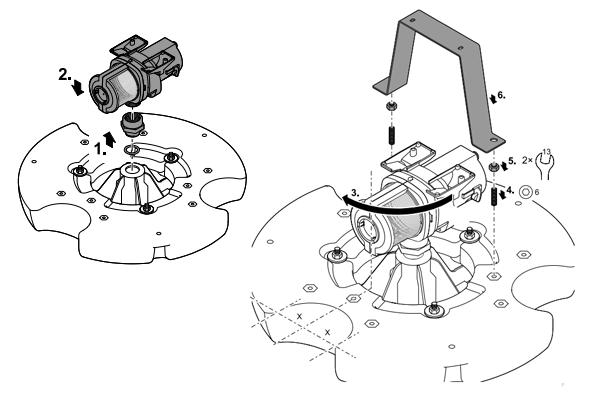 spare parts snip