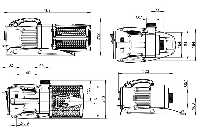 AquaMax ECO Expert 21000-26000 Technical Details