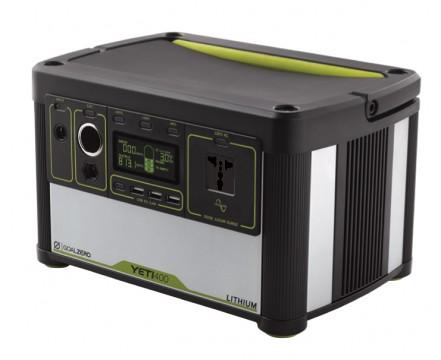 GZ38001 Yeti Lithium 400
