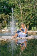 Garden Pond Side