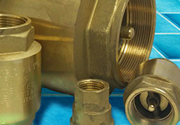 Check Valves & Strainers