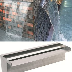 300mm Stainless Steel Water Blades