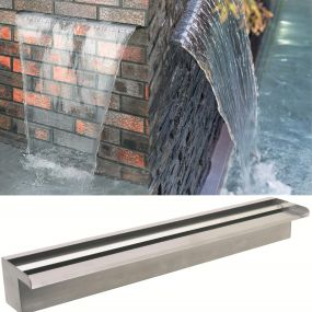 600mm Stainless Steel Water Blades