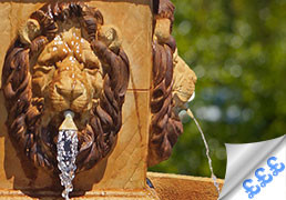 Special Offers - Water Features