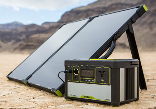 Solar & Portable Power Generators