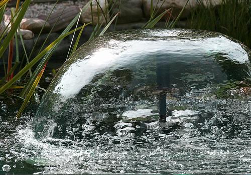 Water Film Fountain Nozzles