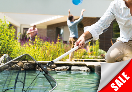 Special Offers - Pond Maintenance