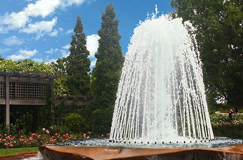 Fountain Nozzles & Spray Rings