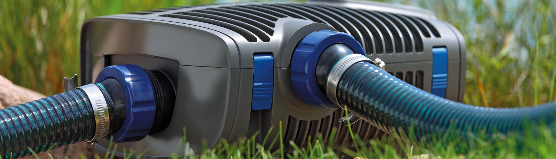 Aquamax Premium Filter Pumps by OASE
