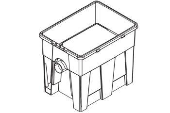 Spare Filter Box BioSmart 14000/16000