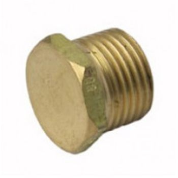 Spare Pond Jet Brass Plug incl. O-Ring Seal