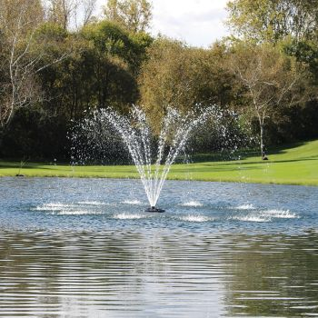 3/4HP Floating Aerating Fountain
