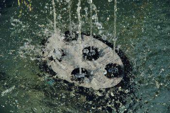 Water Quintet (5 Jet Dancing Water Display)