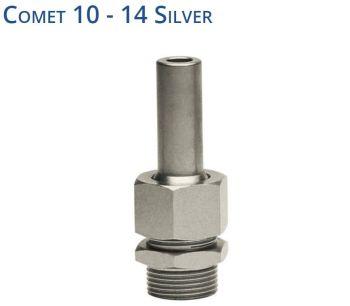 Comet 10-14 Silver Nozzle