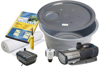 Pondless Fountain Set 4 - Vulkan