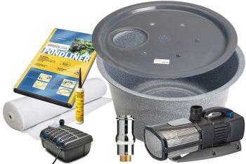Pondless Fountain Set 4 - Foaming Jet