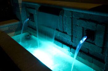 Ellipse Copper Water Spout