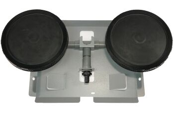 Self Sinking Double Diffuser Assembly