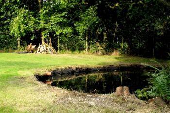 2m x 4m Wildlife Pond Kit