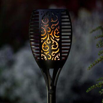Flickering Torch Solar Light