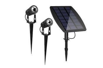 Solar Spotlight Set 2