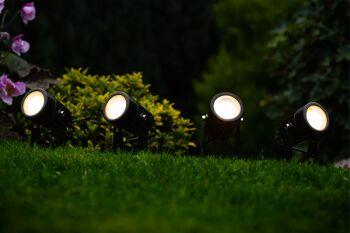 Solar Spotlight Set 4