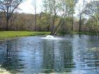 ½ HP Floating Lake Aerator