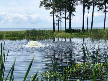 ¾ HP Floating Lake Aerator