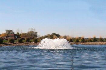 3 HP Floating Lake Aerator