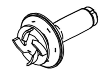Impeller for AquaMax Eco Classic 11500
