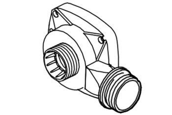 Spare Pump Housing AquaMax Eco Classic 11500/14500