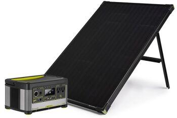 YETI 500X + Boulder 100 Solar Generator Set