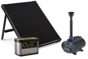 Aquarius 700 Solar Fountain Set