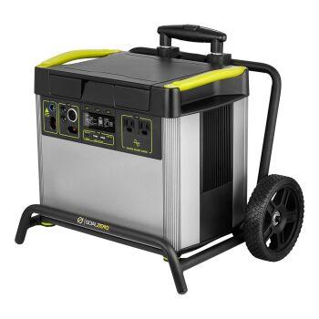 YETI 3000X + Boulder 200 Solar Generator Set