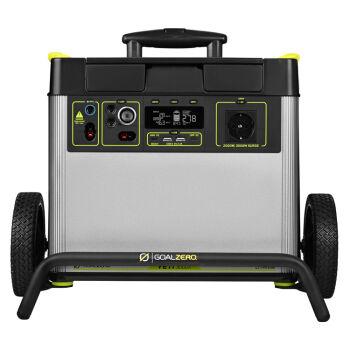 YETI 3000X + 4 x Boulder 200 Solar Generator Set