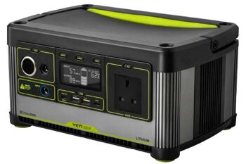 YETI 500X Lithium Portable Power Station