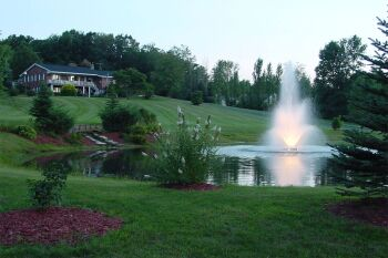 TriStar Floating Lake Fountains