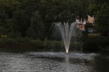 Omega Floating Lake Fountains