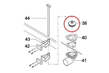 Spare part plug BioTec 36
