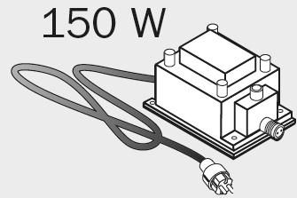 12V Lighting Transformer - 150w Max