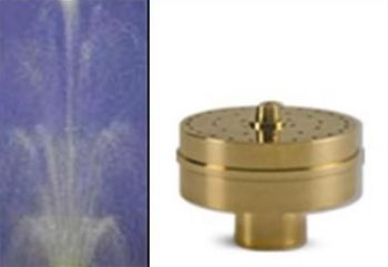 4 Tier Fountain Nozzle 43 High Flow Jets