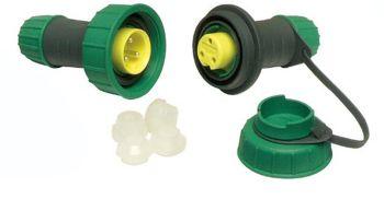 Powersafe Plug & Socket, weatherproof