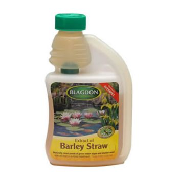 Barley Straw Extract - 1L treats 18,000 Litres