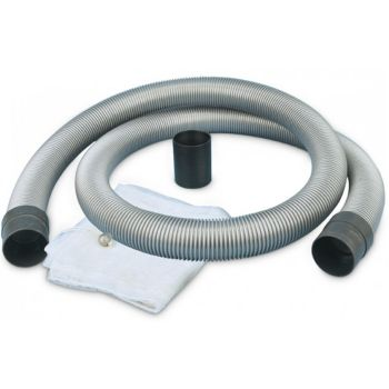 Pondovac discharge extension kit