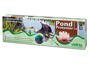 Electric Perimeter Fence - Heron Deterrent