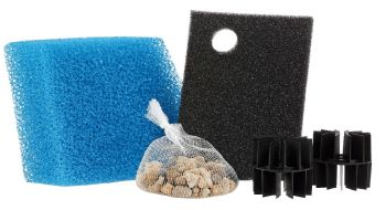 Filtral 3000 filter foam and media set