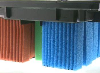Biosmart 30000 (Biotec 10.1) filter foam set